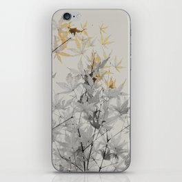 Maple #society6 #decor #buyart iPhone Skin