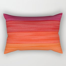 Acrylic Autumn Color Scheme Rectangular Pillow