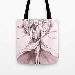 Use Your Head  Tote Bag