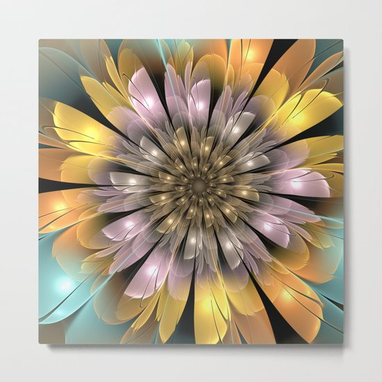 Dream Flower Metal Print