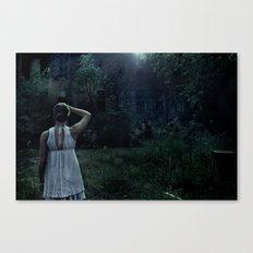 Dark Ambition Canvas Print