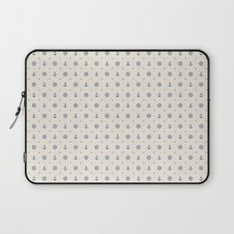 Anchors and Hearts Laptop Sleeve
