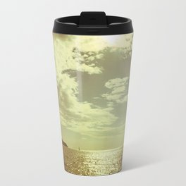 Santorini, Greece 6 Travel Mug