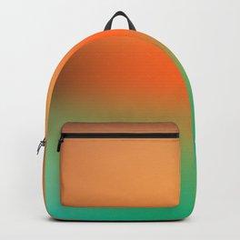 Orange Gradient Backpack