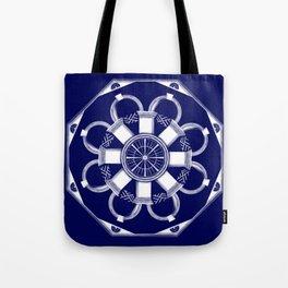 Jefferson Mandala 0001 Tote Bag
