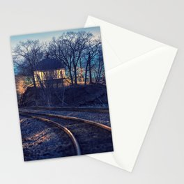 Railroad to the Music Room Stationery Cards
