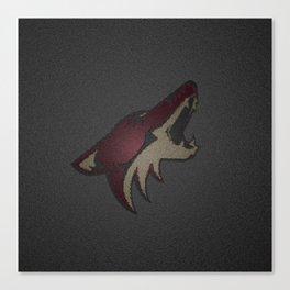 ArizonaCoyotes Logo Canvas Print