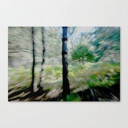 trees2... Canvas Print