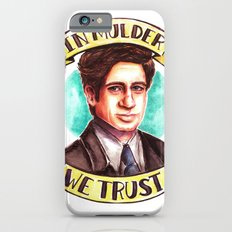 In Mulder We Trust iPhone 6s Slim Case