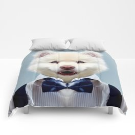 Fashion dog Comforters