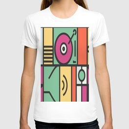 Muisc T-shirt