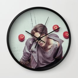 Park Ji Min / Jimin Wall Clock