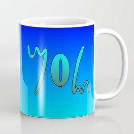 John (Ambigram) Namendreher Coffee Mug