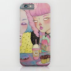 Breakfast Babes iPhone 6s Slim Case
