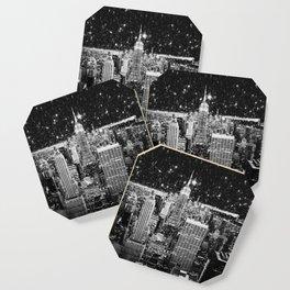 Starry Night in New York Coaster