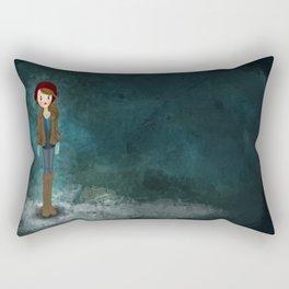 Room to Be Rectangular Pillow