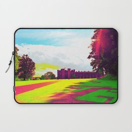 scone palace in technicolor Laptop Sleeve