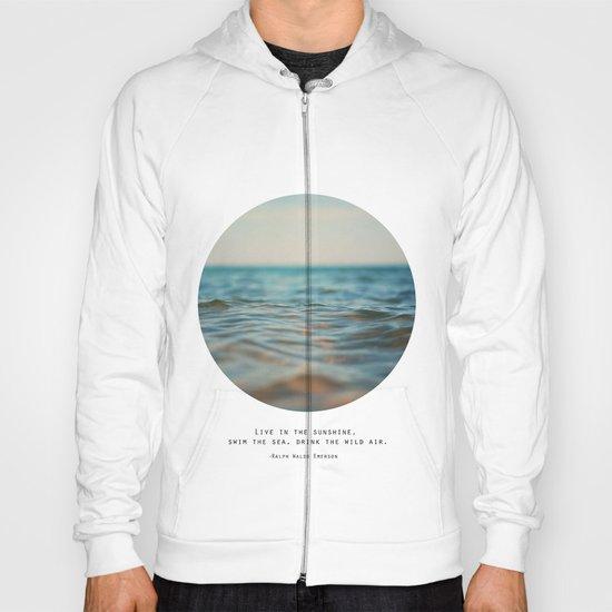 Swim The Sea Hoody