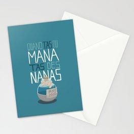 Axe Mana Stationery Cards