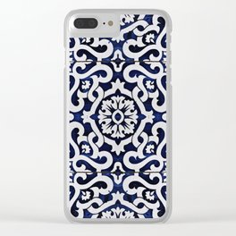 StoryTile of Portugal Clear iPhone Case
