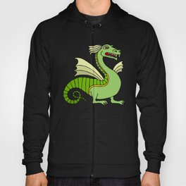 Green Chinese Dragon Hoody