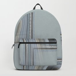 Brown and Grey Tones of Eucalyptus 3 Backpack