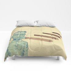 Flag Waver Comforters