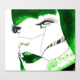 Cyborg-003 Canvas Print