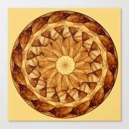 Mandala 01 Canvas Print