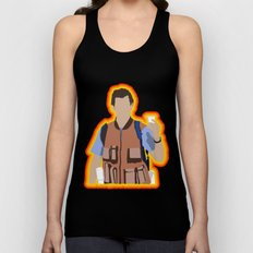 Bobby Boucher: Waterboy Unisex Tank Top