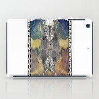 capricorn iPad Cases featuring Capricorn by Caroline Vitelli GOODIES