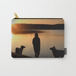 Sunsets by the Lake Carry-All Pouch