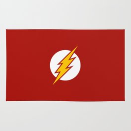 The Fastest Man Alive Rug