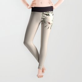 Tiger's Tranquility Leggings