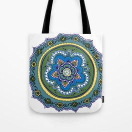 Easy Tabrizi Tote Bag