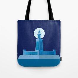 Lighthouse of Alexandria Tote Bag