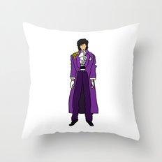 Purple Dove 1 Throw Pillow