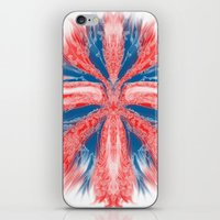 british iPhone & iPod Skins featuring BRITISH by varvar2076