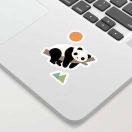 Lazy Day Sticker