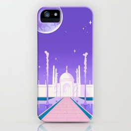 Visit the Moon Kingdom / Sailor Moon iPhone Case