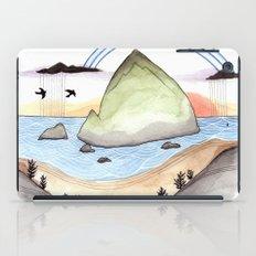 Haystack Rock iPad Case