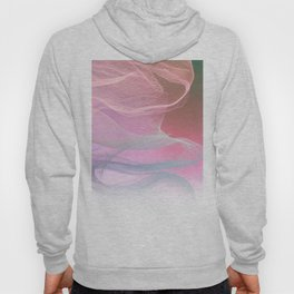 Flow Motion Vibes 1. Pink, Violet and Grey Hoody