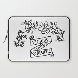 Vicious and Romantic Laptop Sleeve