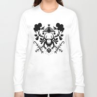 xmas Long Sleeve T-shirts featuring XMAS by RUEI