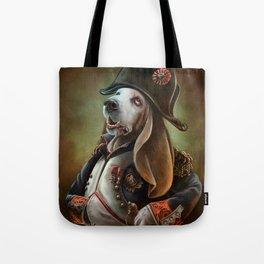 Napoleon Boneaparte Tote Bag