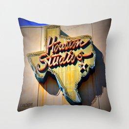 Houston Studios Throw Pillow