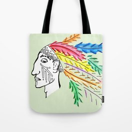 Chief'n Tote Bag