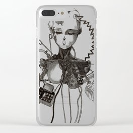 Upgrade Clear iPhone Case