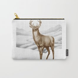 White-tailed Stag 2 Carry-All Pouch