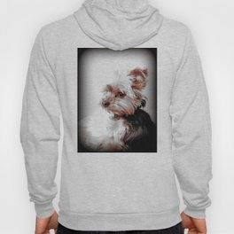 Yorkie | Dog | Dogs | Bad Day eh? | Nadia Bonello Hoody